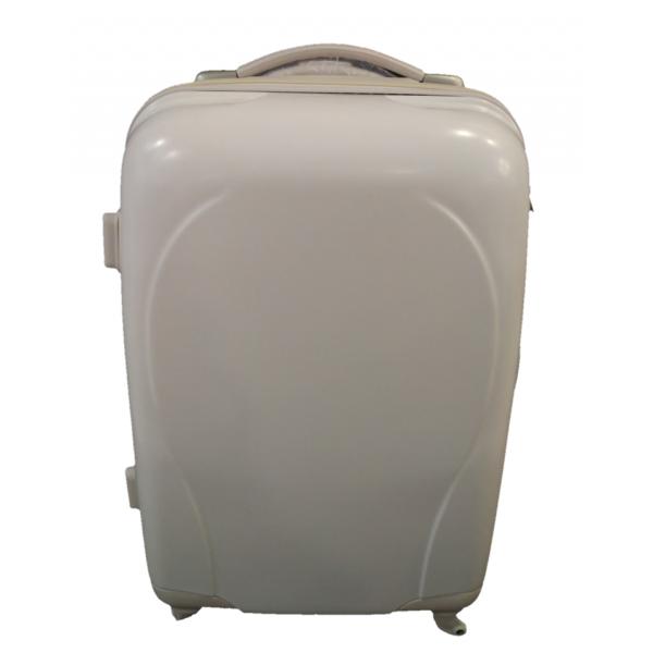 Βαλίτσα Πλαστική Λευκή