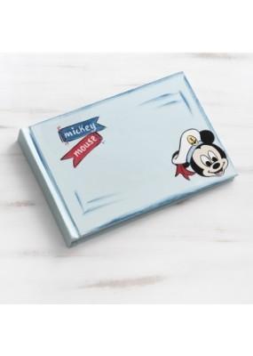 Ευχολόγιο Βάπτισης με θέμα Mickey, Disney