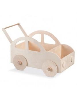 Κουτί Βάπτισης Αστόλιστο Αμάξι