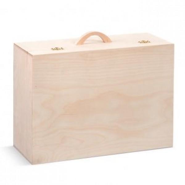 Κουτί Βάπτισης Αστόλιστο Βαλίτσα