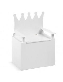 Κουτί Βάπτισης Αστόλιστο Καρέκλα