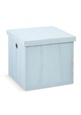 Κουτί Βάπτισης Αστόλιστο Κύβος