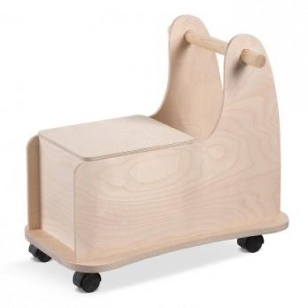 Κουτί Βάπτισης Αστόλιστο Μηχανή
