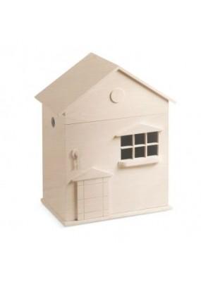 Κουτί Βάπτισης Αστόλιστο Σπίτι