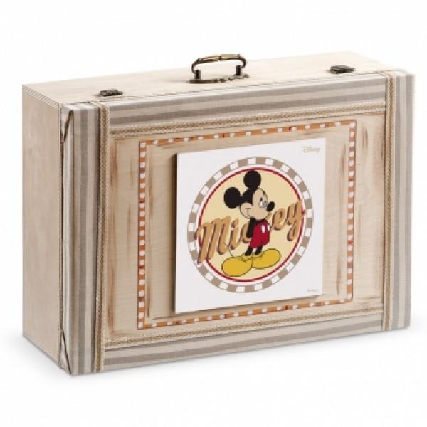 Κουτί βάπτισης Disney Βαλίτσα με Mickey κωδ.6255