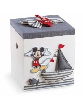 Κουτί βάπτισης Disney Κύβος με Mickey κωδ.6252