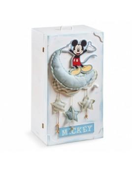 Κουτί βάπτισης Disney Ντουλάπα με Mickey κωδ.6251
