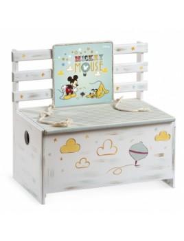 Κουτί βάπτισης Disney Παγκάκι με Mickey κωδ.6261