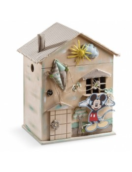 Κουτί βάπτισης Disney Σπίτι με Mickey