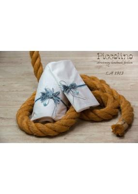 Σετ λαδόπανα βάπτισης Piccolino κωδ.: LA1913
