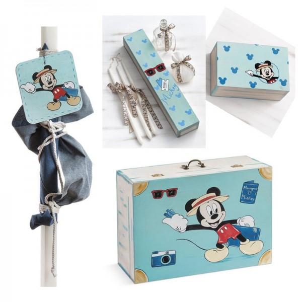 Σετ βάπτισης με Mickey Disney κωδ.7661