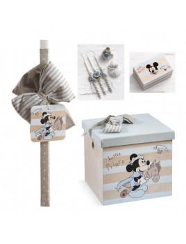 Σετ βάπτισης με Mickey, Πρίγκιπας, Άλογο Disney