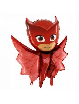 """Μπαλόνι Owlette - Pj Masks (37"""")"""