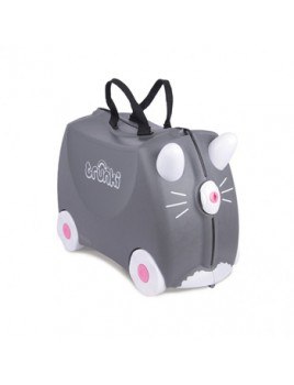 Trunki Benny Cat Παιδική Βαλίτσα Ταξιδίου