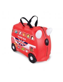 Trunki Boris Bus  Παιδική Βαλίτσα Ταξιδίου