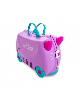 Trunki Cassie the Cat Παιδική Βαλίτσα Ταξιδίου