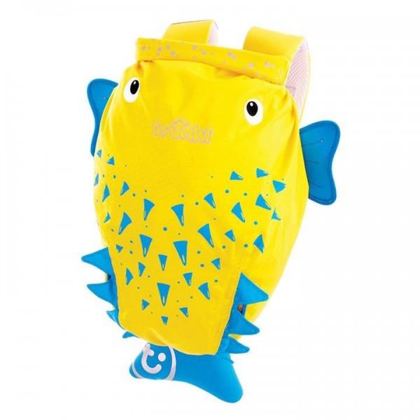 Trunki PaddlePak Spike (Blow Fish) Paddlepak - Σακίδια Πλάτης