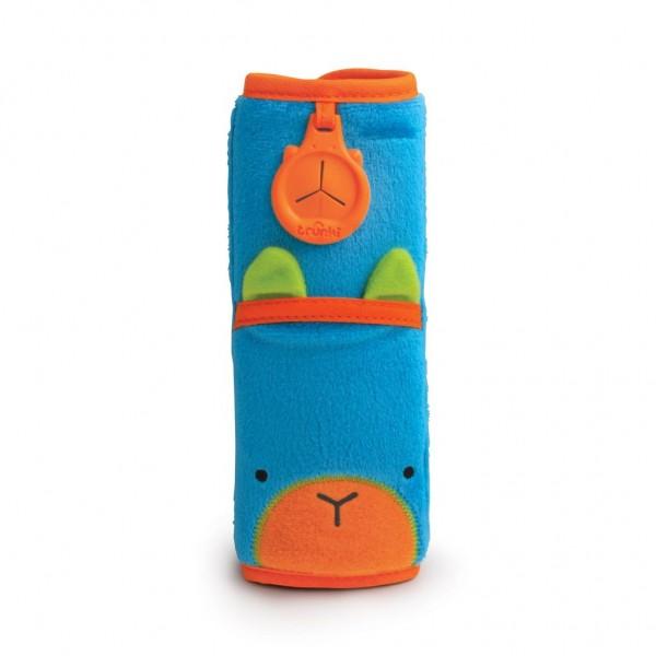 Trunki Seatbelt Pad Bert (Blue) Snoozihedz - μαξιλαράκι ζώνης ασφαλείας αυτοκινήτου