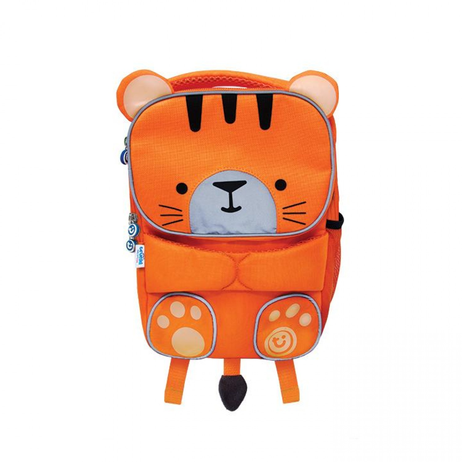 94941febf1 Trunki ToddlePak Backpack Tipu Tiger (Orange) Νηπειακά Σακίδια