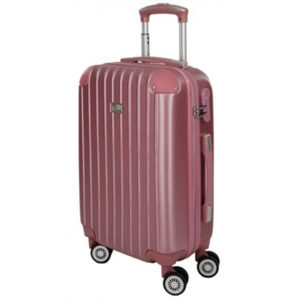 Βαλίτσα Rain RB9024 Cabin Pink