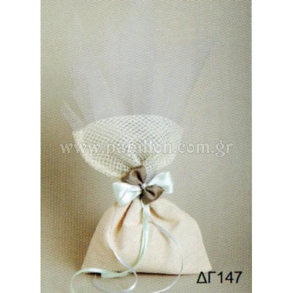 Μπομπονιέρα γάμου κωδ.: dg147