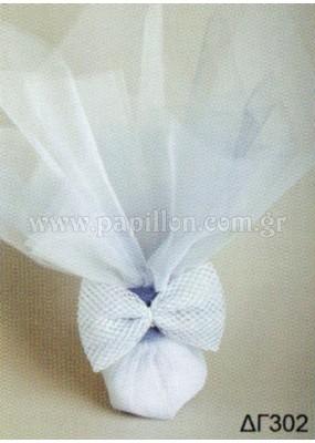 Μπομπονιέρα γάμου κωδ.: dg302
