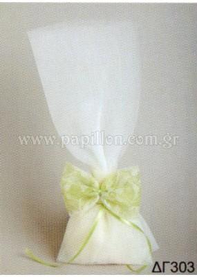 Μπομπονιέρα γάμου κωδ.: dg303