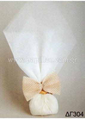 Μπομπονιέρα γάμου κωδ.: dg304