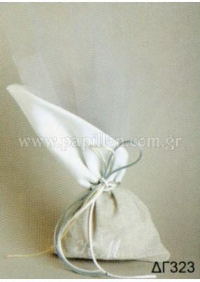 Μπομπονιέρα γάμου κωδ.: dg323