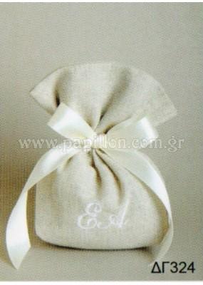 Μπομπονιέρα γάμου κωδ.: dg324