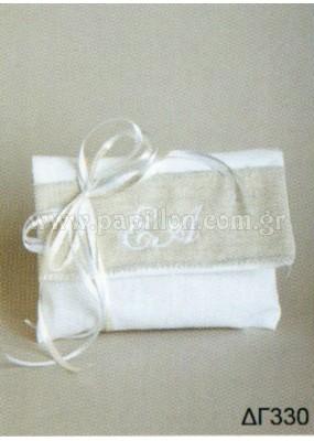 Μπομπονιέρα γάμου κωδ.: dg330
