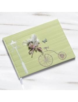 Ευχολόγιο Βάπτισης με θέμα Ποδήλατο