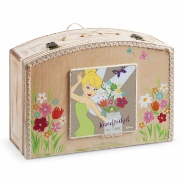 Κουτί βάπτισης Disney Βαλίτσα με Tinkerbell