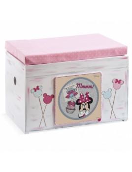 Κουτί βάπτισης Disney Σεντούκι με Minnie κωδ.6298