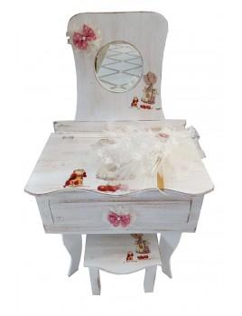 Κουτί Βάπτισης Τουαλέτα με Sarah Kay