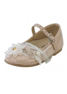 Gorgino Παπούτσια Βάπτισης κωδ.: 2081-1