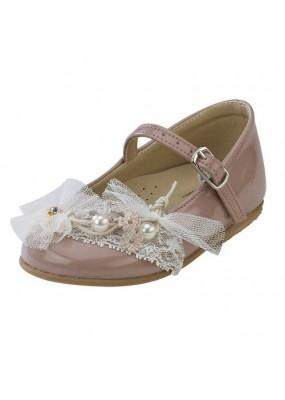 Gorgino Παπούτσια Βάπτισης κωδ.: 2081-2