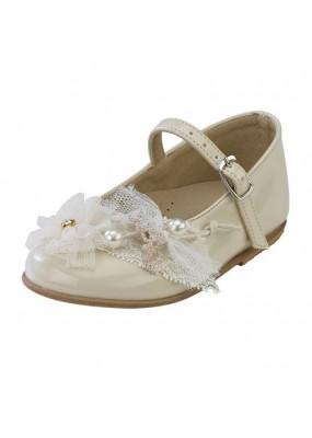 Gorgino Παπούτσια Βάπτισης κωδ.: 2081