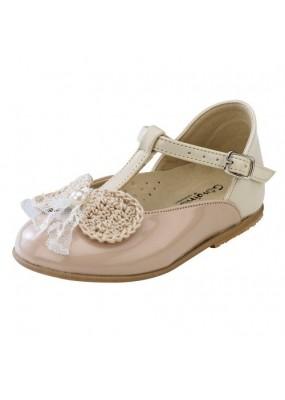 Gorgino Παπούτσια Βάπτισης κωδ.: 2134-1