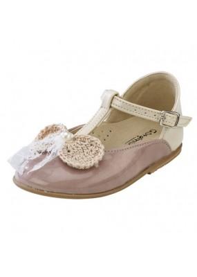 Gorgino Παπούτσια Βάπτισης κωδ.: 2134