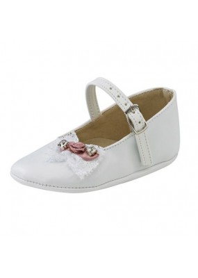Gorgino Παπούτσια Βάπτισης κωδ.: m59