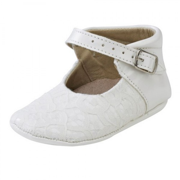 Gorgino Παπούτσια Βάπτισης κωδ.: m79-2