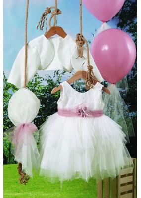 Carousel Φόρεμα Βάπτισης 19CG003