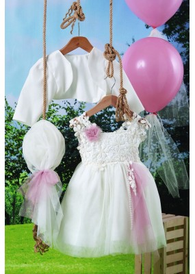 Carousel Φόρεμα Βάπτισης 19CG005