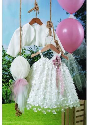 Carousel Φόρεμα Βάπτισης 19CG006