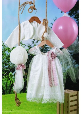 Carousel Φόρεμα Βάπτισης 19CG007