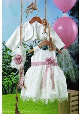 Carousel Φόρεμα Βάπτισης 19CG010