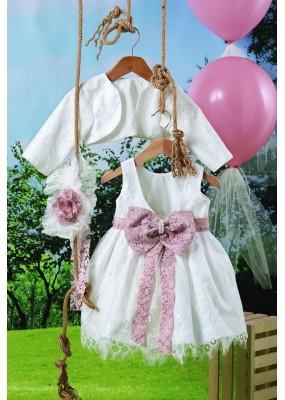 Carousel Φόρεμα Βάπτισης 19CG011