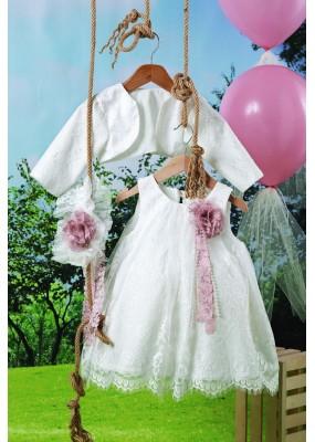 Carousel Φόρεμα Βάπτισης 19CG012