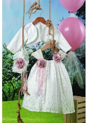 Carousel Φόρεμα Βάπτισης 19CG013